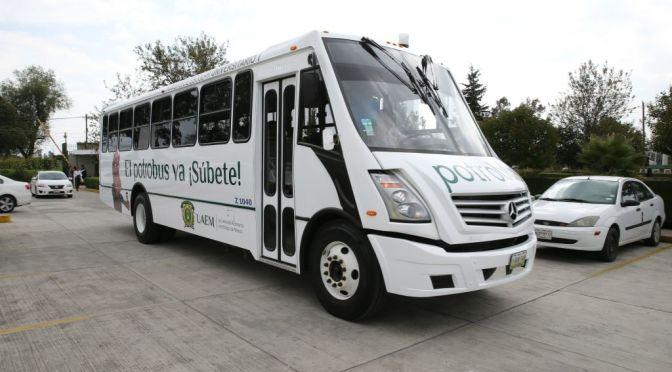 Movilidad Urbana y PotroBus: Transporte en beneficio de las mayorías, incluido el medio ambiente