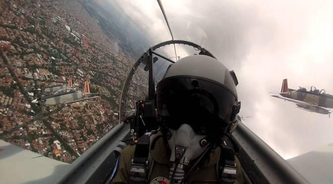 Historia de la Fuerza Aérea Mexicana y su evolución en el país
