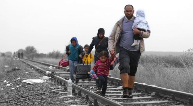 Migrantes y Refugiados: Su Llegada a México