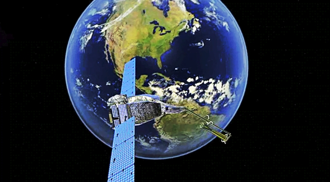 Tecnología espacial: aliada en la recuperación económica tras Covid-19